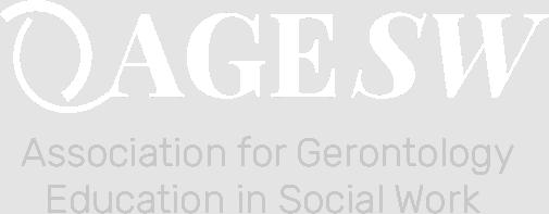 Association for Gerontology Education in Social Work